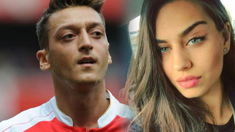 Mesut Özil ile Amine Gülşe ilişkide şeffaflığı seçti