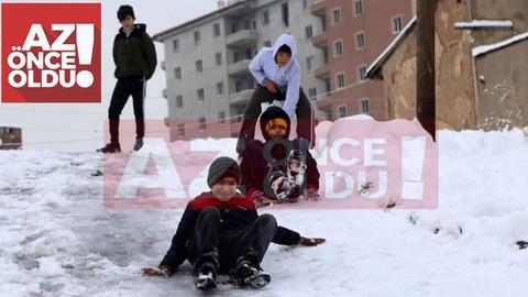 31 Aralık 2018 Pazartesi günü Kars'da okullar tatil mi?