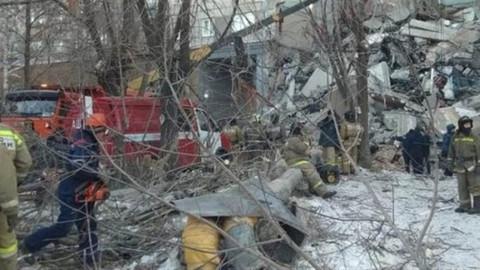 Rusya'da patlama: 3 ölü