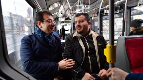 Milli piyango ikramiyesiyle metrobüs satın almak isteyen Bahattin Çağış kimdir?