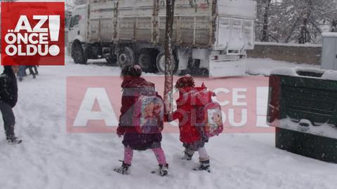 2 Ocak 2019 Çarşamba günü Kars'da okullar tatil mi?