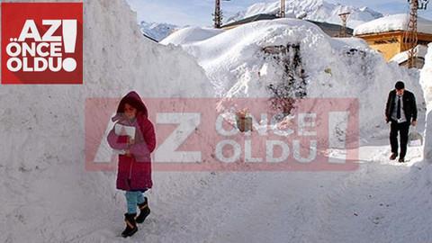 3 Ocak 2019 Perşembe günü Elazığ'da okullar tatil mi?