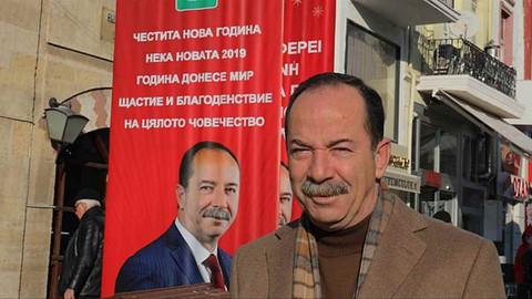 CHP'li başkandan tepki çeken afiş