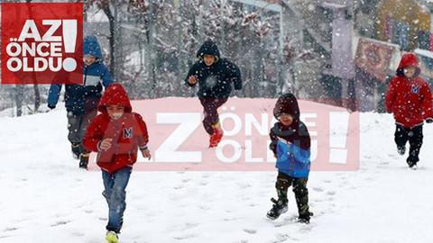 7 Ocak 2019 Pazartesi günü Ağrı'da okullar tatil mi?