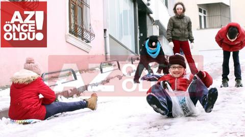 8 Ocak 2019 Salı günü Elazığ'da okullar tatil mi?