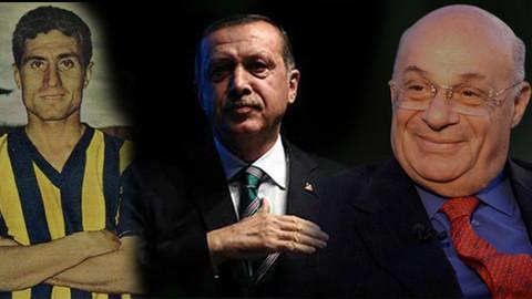 Cumhurbaşkanı Erdoğan iki efsane ismi böyle andı
