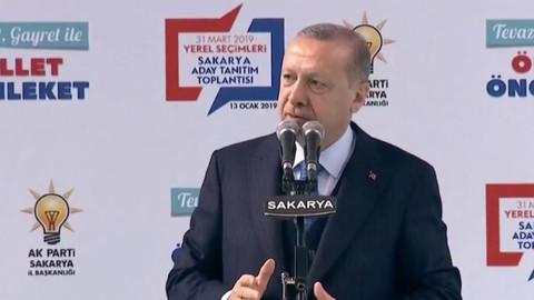 AK Parti Sakarya Belediye Başkan adayları belli oldu