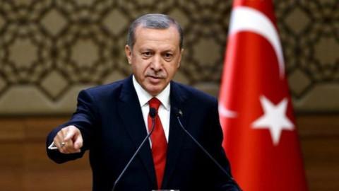 Cumhurbaşkanı Erdoğan: Terörle mücadele etmek için kimsenin müsaadesini istemeyiz