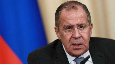 Rusya Dışişleri Bakanı Lavrov'dan güvenli bölge açıklaması