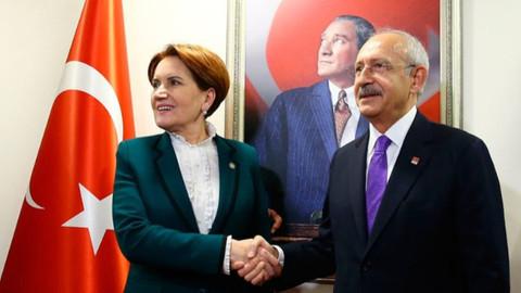 İYİ Parti ve CHP'nin iş birliği yapacağı il sayısı 60'ı aştı