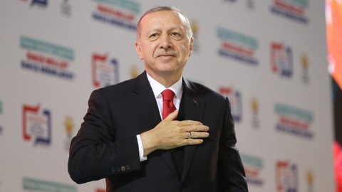 Cumhurbaşkanı Erdoğan AK Parti'nin Samsun adaylarını açıkladı
