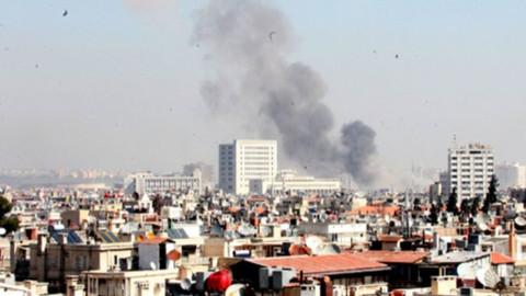 Rusya Büyükelçiliği yakınlarında patlama