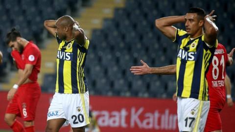 Fenerbahçe Ziraat Türkiye Kupası'na veda etti