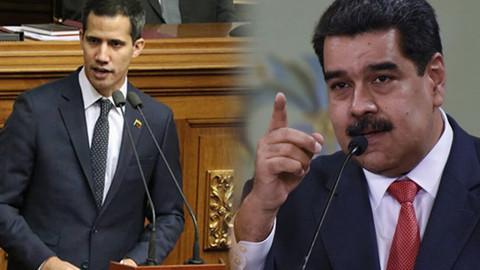 Venezuela krizinde hangi ülke kimi destekliyor?