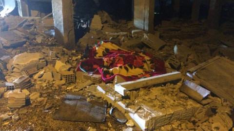 Hatay'da patlama: 2 kişi hayatını kaybetti