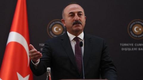 Çavuşoğlu'ndan Türk üssüne saldırı açıklaması
