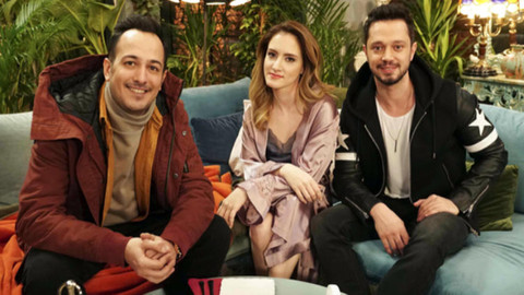 Murat Boz, Jet Sosyete dizisinde