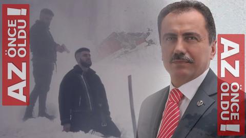 Reynmen'in klibinde Muhsin Yazıcıoğlu detayı | Reynmen klibinde Muhsin Yazıcıoğlu'nu mu anlatıyor?