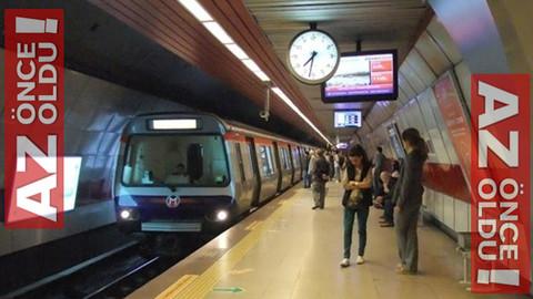 Yenikapı - Hacıosman arasında metro seferleri neden yapılamıyor?