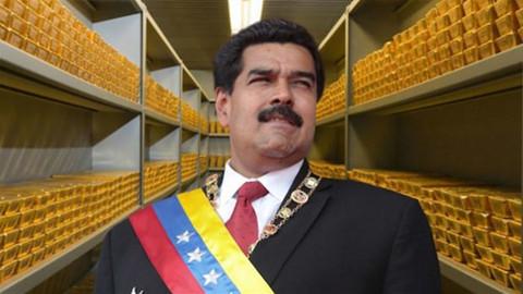 Venezuela'dan üç ton altın satın aldılar