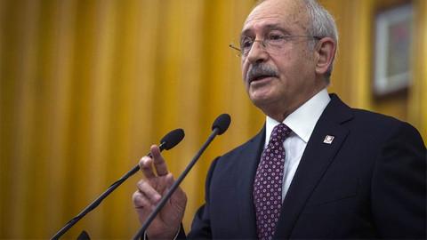 Kılıçdaroğlu: Türkiye'yi tüketen Türkiye konumuna getirdiler