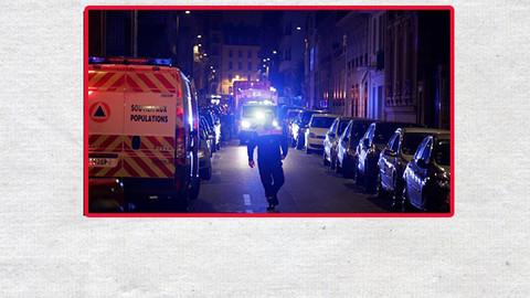 Fransa'nın başkenti Paris'te yangın: Çok sayıda ölü ve yaralı var