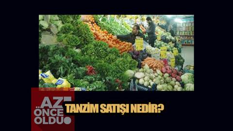 Tanzim Satış noktaları - Tanzim satışı nedir? Tanzim satış mağazaları nerede Türkiye 2019?