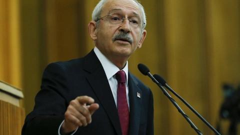 Kılıçdaroğlu: İş Bankası tuzağına düşmeyeceğiz