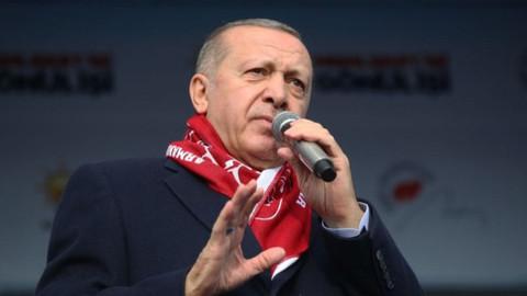 Cumhurbaşkanı Erdoğan Tank Palet fabrikası iddialarına yanıt verdi