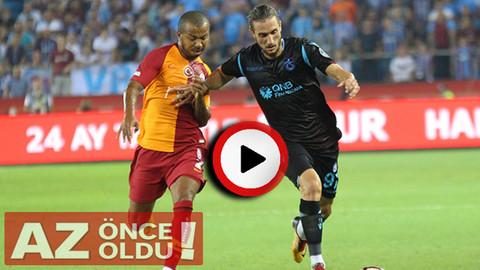 Galatasaray Trabzonspor maçı canlı izle | Galatasaray Trabzonspor şifresiz canlı İZLE |