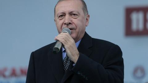 Cumhurbaşkanı Erdoğan: Ankara'daki hastane Türkiye'nin en büyüğü olacak