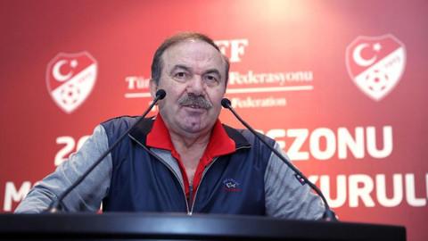 Merkez Hakem Kurulu Başkanı Yusuf Namoğlu istifa etti