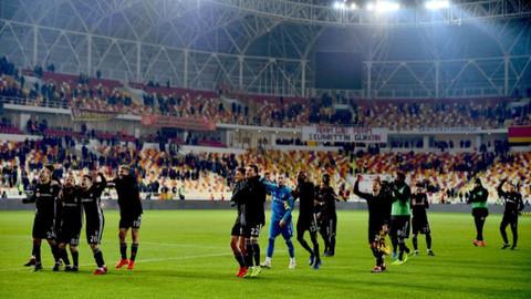Beşiktaş bu sezon bir ilki başardı