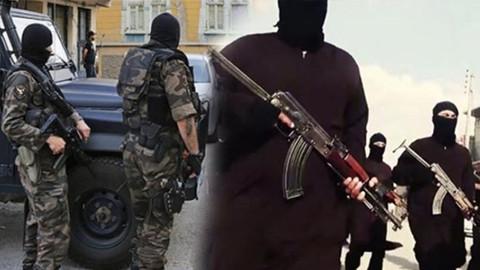 Kırmızı bültenle aranan 2 DAEŞ üyesi yakalandı