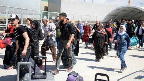 Bakan Soylu açıkladı! Ne kadar Suriyeli ülkesine döndü?