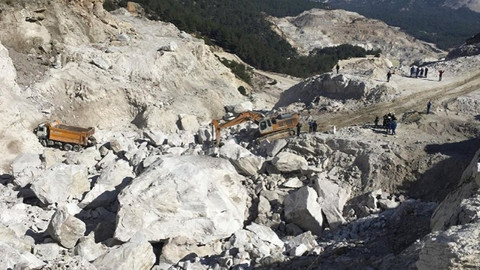 Milas'taki maden kazasında 3 tutuklama