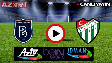 CANLI İZLE | Medipol Başakşehir Bursaspor şifresiz CANLI İZLE | Başakşehir Bursaspor bedava izle