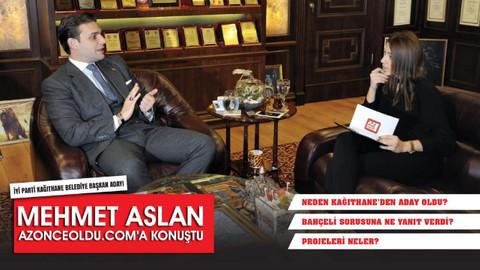 Mehmet Aslan: Ben herkesin Mehmet'iyim