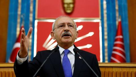 Kılıçdaroğlu: Kaybettiğini fark etti, fakat içine sindiremiyor