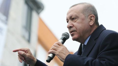 Cumhurbaşkanı Erdoğan'dan bir Kürdistan çıkışı daha
