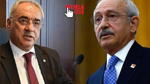DSP Genel Başkanı Aksakal, Kemal Kılıçdaroğlu'nu hedef aldı