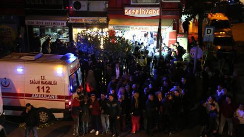 Mersin'de kuyumcu soygunu: 2 ölü