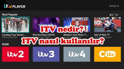 ITV nedir? | ITV nasıl kullanılır? | ITV Netflix'e rakip oluyor