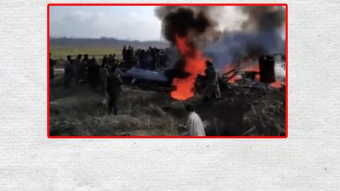 Pakistan, Hindistan'a ait iki savaş uçağını düşürdü