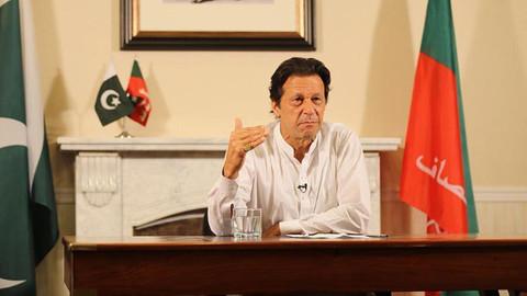 Pakistan Başbakanı İmran Han'dan açıklama: İş birliğine hazırız