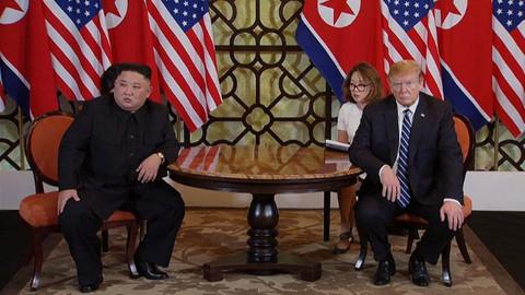 Beyaz Saray açıkladı! Trump ile Kim arasında anlaşma sağlanamadı