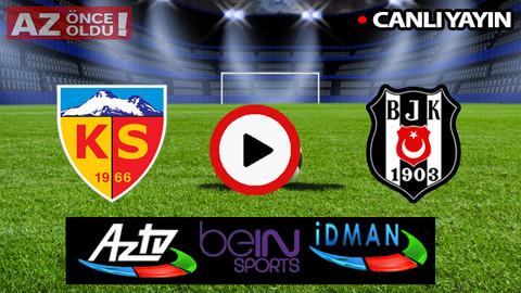 CANLI İZLE | Kayserispor Beşiktaş şifresiz CANLI İZLE | Kayserispor Beşiktaş bedava canlı izle