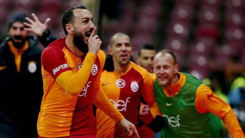 Galatasaray -12 derecede sınava çıkacak