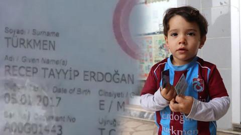 Küçük adaşı Cumhurbaşkanı Erdoğan ile görüşemedi