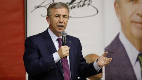 Mansur Yavaş: Tayyip Erdoğan'dan da para aldım